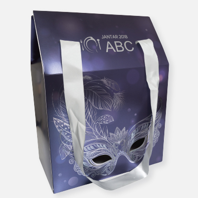 Sacola Jantar ABC 2018