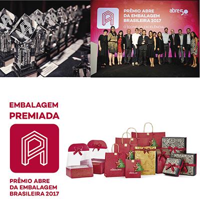Antilhas conquista Prata no Premio ABRE