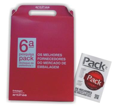 Os melhores fornecedores de embalagem de 2011